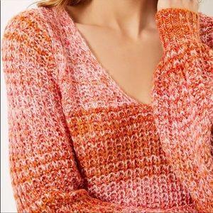 NWT Space-Dye Sweater